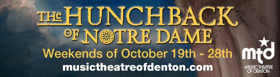 MTD Presents THE HUNCHBACK OF NOTRE DAME