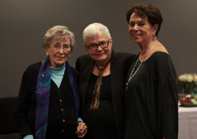 TOFT Founder Betty Corwin to Receive LPTW's 2017 Lifetime Achievement Award