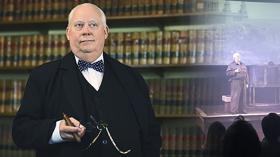 Randy Otto Is Winston Churchill: The Blitz At Concord's Capitol Center For The Arts