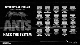 ANTS Reveal Weekly Breakdowns For 2018 Season, Including Sets From Luciano, Richie Hawtin, Paco Osuna, & More