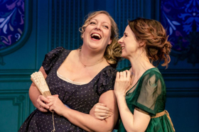 BWW Review: AUSTENTATIOUS, Fortune Theatre