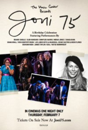 Trafalgar Releasing Kicks Off 2019 with Box Office Success for Release of Joni Mitchell Tribute Concert
