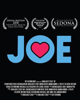 New York Romantic Comedy Pilot JOE To Screen at Newport Beach Film Festival