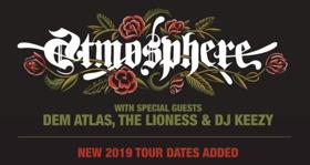 Atmosphere Announces New 2019 Tour Dates