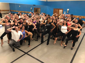 Broadway Veteran Stephanie Pope Returns To Teach Fosse Master Class at Playhouse on Park