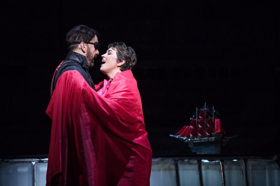 BWW Review: Smooth Sailing for Top-Notch Cast in Zvulun's New DUTCHMAN for Atlanta Opera