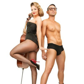 The Skivvies Play Encore with the Cast of York Theatre Company's DESPERATE MEASURES Tonight