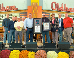 Sparta, Tennessee Bluegrass Hall of Fame Inducts Josh Swift