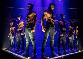 BWW Review: MAGIC MIKE LIVE, Hippodrome Casino