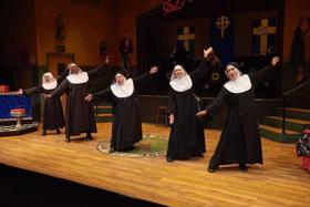 BWW Review: Timeless Laughter: Dan Goggin's NUNSENSE Delights in Portland