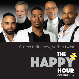 Producer Kendrell Bowman Creates New Talk Show 'The Happy Hour'