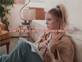 Clara Mae Premieres Music Video For SORRY FOR WRITING ALL THE SONGS ABOUT YOU