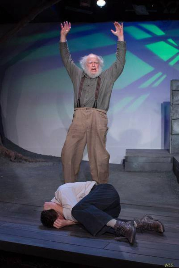 BWW Review: Eugene O'Neill's DESIRE UNDER THE ELMS at Firehouse Theatre: Simple, Brutal Brilliance