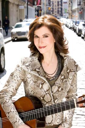 GRAMMY Winner Sharon Isbin to Perform at NY Guitar Festival 5/19/18