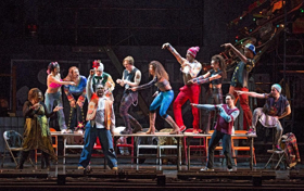 BWW Review: 20 Years of RENT Glory for Jonathan Larson's Songs at Clowes Memorial Hall