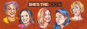 New Episode of SHE'S THE TICKET Featuring Virginia Delegate Jennifer Carroll Foy Airs Today