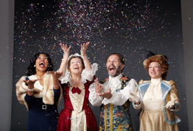 Resident Acting Co Launches The Time Series with BLITHE SPIRIT