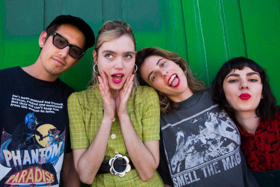 The Paranoyds Share New Song TRADE OUR SINS