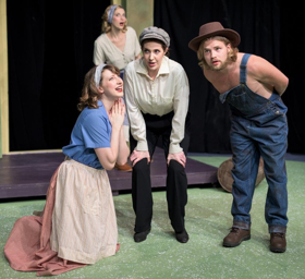 BWW Review: AS YOU LIKE IT is Caught Between Genres and Lovers at The City Theatre in Austin, TX.