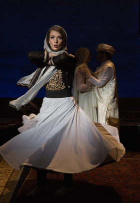 BWW Review: In Series' Ambitious THE TALE OF SERSE at Atlas
