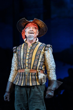 Review Roundup: What Did Critics Think of Kelsey Grammer in MAN OF LA MANCHA?