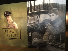 Graceland Commemorates 60th Anniversary of Elvis' Military Service
