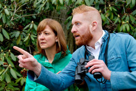 BWW Review: THE NATURE PLAYS: World Premiere at Mount Auburn Cemetery