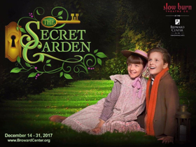 BWW Previews: SECRET GARDEN at Slow Burn Theatre