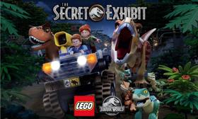 SYFY Network To Air LEGO JURASSIC WORLD: THE SECRET EXHIBIT