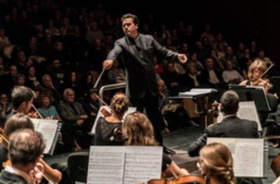 Robert Trevino and the Basque National Orchestra Focus on Basque Female Composers