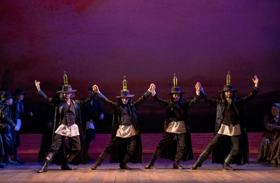 BWW Review: Catch FIDDLER ON THE ROOF at Hippodrome Through 11/19/2018