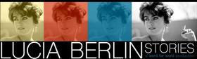 Word for Word's First Production of the 25th Anniversary Season is LUCIA BERLIN: STORIES