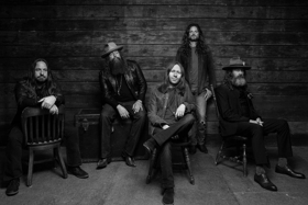Blackberry Smoke to Perform Acoustic Show at the State Theatre