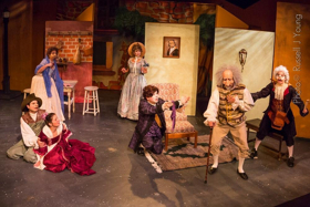 BWW Review: Milagro Theatre Unearths a Piece of Theatrical History in ASTUCIAS POR HEREDAR UN SOBRINA A UN TIO