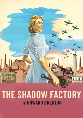 Casting Announced for the World Premiere of Howard Brenton's THE SHADOW FACTORY