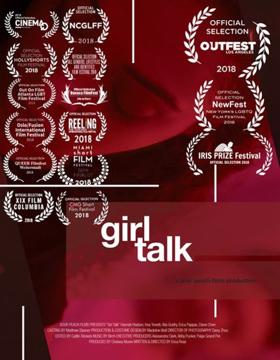 Sour Peach Films' GIRL TALK to Receive New York Premiere