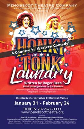 HONKY TONK LAUNDRY Washes Away Winter Blues