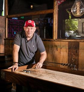 BWW Interview: Meet Jimmy Goldman of BROTHER JIMMY'S