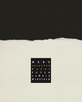 Pete Lawrie Winfield of Until The Ribbon Breaks Releases Debut Book 'Meru - Selected Works'