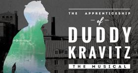 Menken & Spencer's THE APPRENTICESHIP OF DUDDY KRAVITZ Slates Developmental Reading at York Theatre Company
