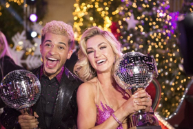 ABC's DANCING WITH THE STARS Finale Is Up With Viewers & More Key Demos