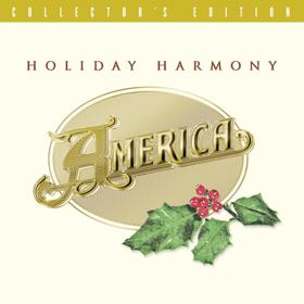 America Releases Christmas Album 'Holiday Harmony'