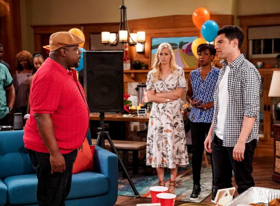 Scoop: Coming Up on a New Episode of THE NEIGHBORHOOD on CBS - Monday, October 22, 2018