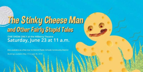 Wayne State University Introduces Detroit Public Schools Students to Live Theatre With Free Performance Of THE STINKY CHEESE MAN