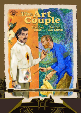 Review: THE ART COUPLE Cleverly Re-Imagines Two Very Different Odd Couples