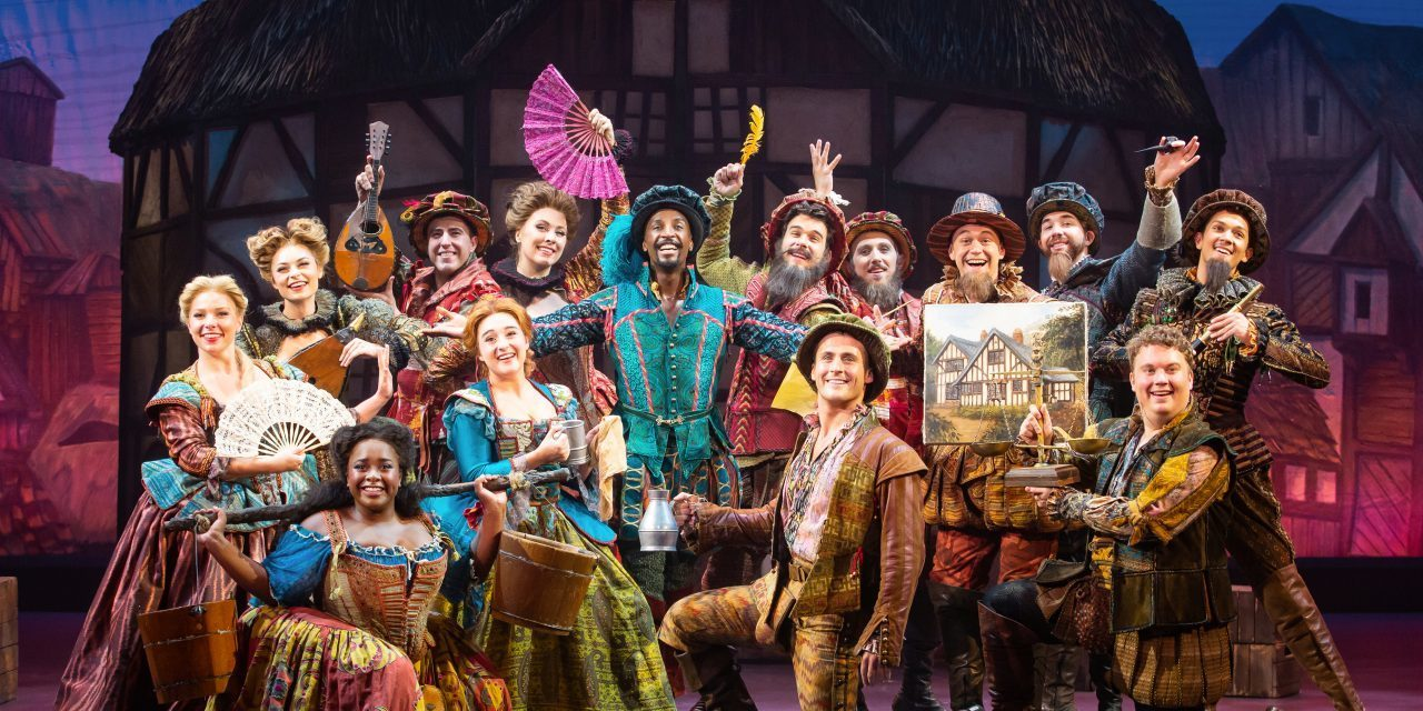 BWW Review: SOMETHING ROTTEN! at Broadway In Louisville