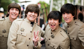 BWW Interview: Gavin Pring as George Harrison in THE FAB FOUR