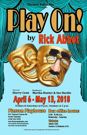 Review: Backstage Antics and Humorous Situations in PLAY ON! Will Seem Familiar to Anyone Involved in Amateur Theater Productions