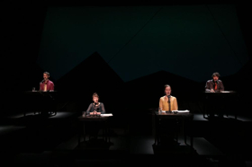 BWW Review: The Kitchen Finds Room for IMPROVEMENT with Robert Ashley's Modern Classic