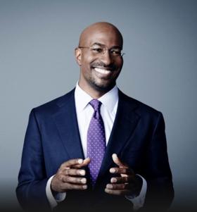 Political Commentator Van Jones to Launch His Own Show on CNN